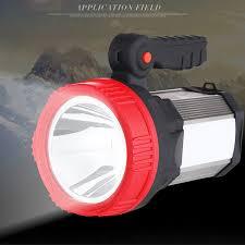 Đèn pin xách tay đa năng rọi siêu sáng, siêu xa KM-2658N (giao màu ngẫu  nhiên)