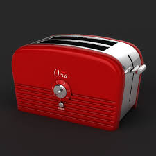 Retro Toasters toaster 3d models for download turbosquid 3543 by xevi.us