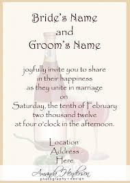 Basic Invitation Template Icanhappy Com Informal Wedding Invitations 06 Weddinginvitations
