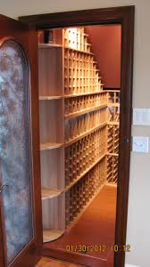 We can find a place to create a wine room, or wine cellar. This