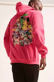 Product Name Nickelodeon Neon Graphic Hoodie Category