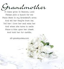 I Love You Grandma Quotes Awesome Why I Love My Grandma Quotes Packed With Loss My Grandmother The
