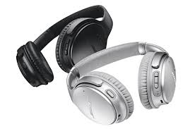 bose wireless bluetooth headphones. bose quietcomfort 35 ii wireless bluetooth noise cancelling headphones silver