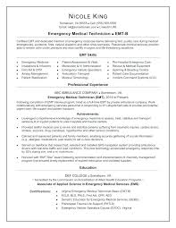 emt resume samples sample emt resume resume samples resume sample resume sample monster