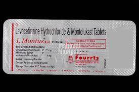 L Montus Kid Tablet – MahimaiMedicals