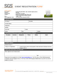 Registration Form Templates For Word 10 Printable Event Registration Form Template Word Fillable