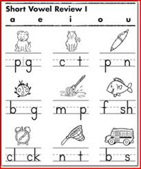 Cardinal and ordinal numbers) this is useful as a follow up test of revisio. Vowel Worksheets 1st Grade Project Edu Hash Phonics Kindergarten Phonics Worksheets Kindergarten Worksheets