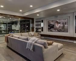 Contemporary Design Ideas best contemporary basement design ideas remodel pictures houzz