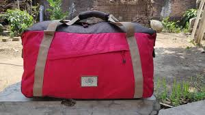 When the travel culture became popular in the 19th. Travel Bag Eiger Rantau 60l Lainnya 801650773