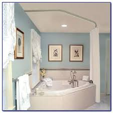 contemporary shower curtain rod round shower curtain rod for corner shower chairs home round shower curtain