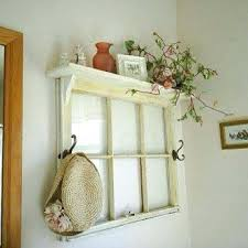 window wall decor using old windows as wall decor ideas to reuse and recycle old wood window wall decor