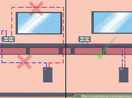 how to install cabling in a pre built home (with pictures) home ethernet wiring diagram at Home Ethernet Wiring