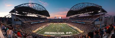 Ig Field Formerly Known As Investors Group Field