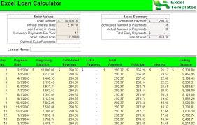 Car Payment Calculator Excel Image Titled Calculate A Car Loan