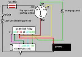 electric start generator wiring diagram images electrical wiring electric starter for generator circuit wiring diagram
