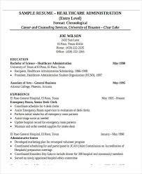 Basic Entry Level Resumes 40 Basic Administration Resume Templates Pdf Doc Free