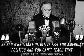 fdr  franklin delano roosevelt made america into a superpower    president franklin d  roosevelt shown at the white house  in washington on jan