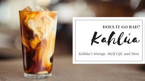 Originating in mexico, kahlúa has become the number one selling coffee liqueur in the world. Does Kahlua Go Bad Shelf Life Storage And More Streetsmart Kitchen