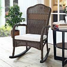 black wicker rocking chair. Simple Wicker Black Wicker Rocking Chair Fresh White Outdoor Set  Designs For A