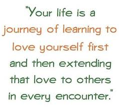 Learning To Love Yourself Quotes Quote Love Yourself so that Marsha Egan 58