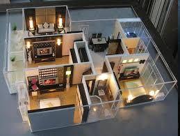 College Of Interior Design Model