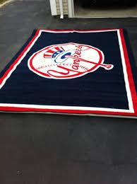 new york yankee rug