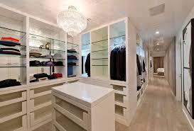 beautiful walk in closet ideas with glass racks
