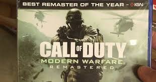 Modern Warfare Remastered Resume Campaing Freezes Cod Modern Warfare Remastered Standalone Release Is June Claims