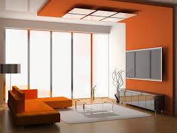 Living Room Corner Decoration Lamp Standing Beside Wide Glass Window Amazing Living Room