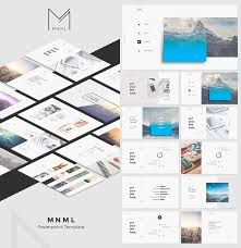 Amazing Powerpoint Designs Mnml Cool Powerpoint Template With Creative Designs