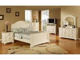 Elements International Brook White Bedroom - Gilliam Thompson ...