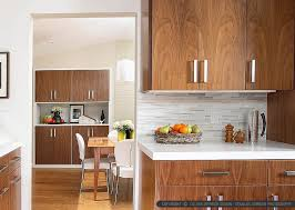 brown cabinets with white countertops home white modern subway marble mosaic backsplash tile regard to 15
