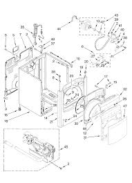 Amana dryer wiring diagram with blueprint
