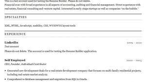 Sarmsoft Resume Builder Google Resume Builder 14118 Ifest Info