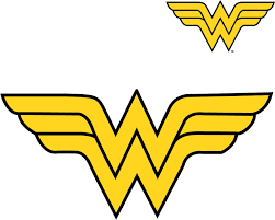 Old wonder woman Logos