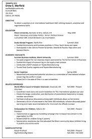 Sample International Healthcare Ngo Resume Http Exampleresumecv