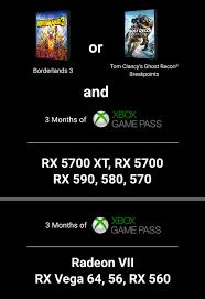 Asus Chart Radeon Game Bundle