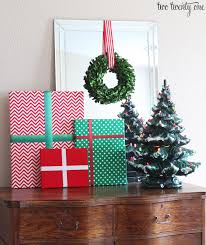 christmas decorations for office. Christmas Decor For Work Diy Fabric Present Decorations On Office Desk Gorgeous I
