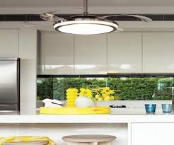 Kitchen Ceiling Fans With Bright Lights Ceiling Fans With Lights 2 Min Fix For Dim Fan Safe No Wiring