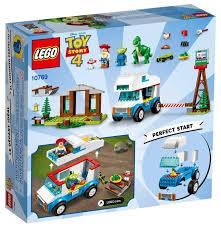 Купить <b>Конструктор LEGO Toy Story</b> 10769 Веселый отпуск по ...