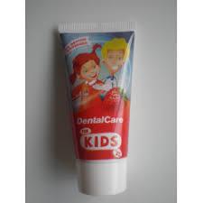 Детская <b>зубная</b> паста Дентал-Косметик-Рус <b>DentalCare</b> for Kids ...