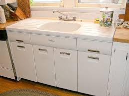 mounted double drain board glamorous retro kitchen sink home