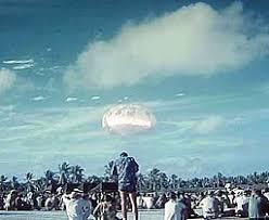 Атмосферный ядерный <b>взрыв</b> — Википедия