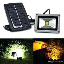 solar spot lights outdoor promotion power led flood night light waterproof garden decoration landscape spotlight wall solar spot lights outdoor