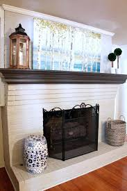 white painted brick fireplace painting your fireplace brick white painted fireplace brick painted brick fireplace pictures