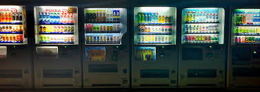 Vending Machines Japan Fascinating Vending Machines In Japan Why So Japan