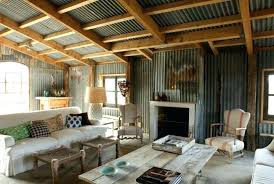 corrugated metal interior walls french farmhouse with corrugated metal one kind design corrugated metal siding interior