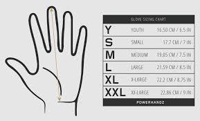 Ua Football Glove Size Chart Under Armour Batting Glove Size Chart Www