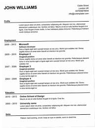 Build A Resume Online For Free Extraordinary How To Create A Resume Template 40AEJ Build My Resume Online Free