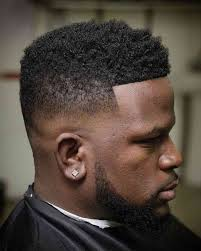 Modele Coiffure Homme Afro